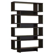 "Salatiga 72.75"" Accent Shelves Bookcase"