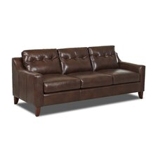 Lyle Leather Sofa
