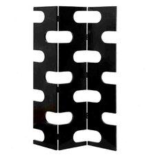 "Cowan 72"" x 48"" 3 Panel Room Divider"