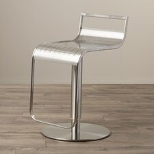 Camerton Adjustable Height Swivel Bar Stool