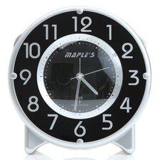"7"" Radio Controlled Wall Clock"