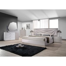 Emesto Panel Customizable Bedroom Set
