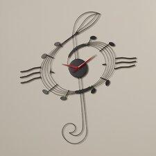 Lawrence Weston Adagio Wall Clock