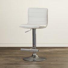 Enzo Adjustable Height Bar Stool