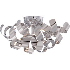 Sherrill 4 Light Flush Mount