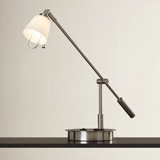 "Farleigh 21.5"" H Table Lamp with Empire Shade"