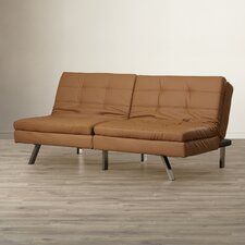 Devonte Foldable Futon Sofa Bed