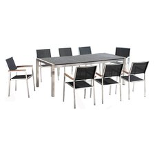 Beasley 9 Piece Dining Set