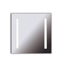 Adam 2 Light Vanity Wall Mirror