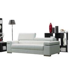 Orlando Leather Sofa