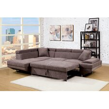 Sylvester Sleeper Sectional