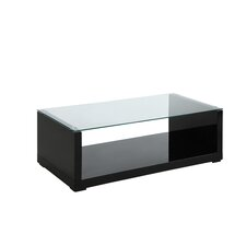 Merrill Glossy-Finish Coffee Table
