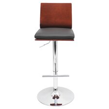Orlando Adjustable Height Swivel Bar Stool