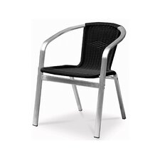 Earnest Stacking Dining Arm Chair
