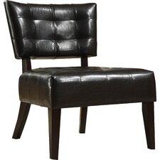 Wanless Vinyl Slipper Chair