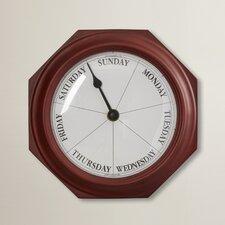 "Lenard 8"" Day Wall Clock"