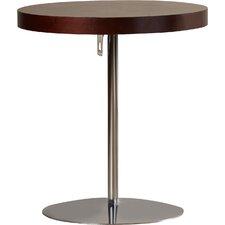 Acosta Wood Adjustable End Table