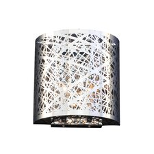 August 2 Light Wall Sconce