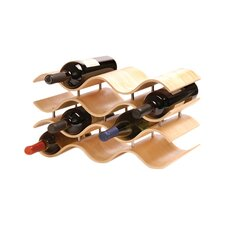 Ernesto 10 Bottle Tabletop Wine Rack