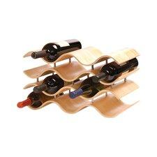 Ernesto 10 Bottle Tabletop Wine Rack
