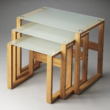 Allentown 3 Piece Nesting Tables