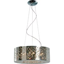 Livingston 9 Light Drum Pendant