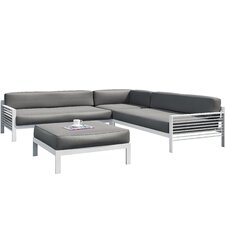 Anderson 4 Piece Seating Group with Cushion
