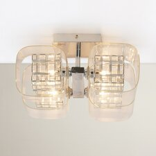 Sheridan 4 Light Semi Flush Mount