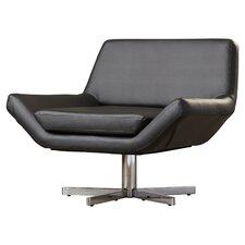 Matt Swivel Arm Chair