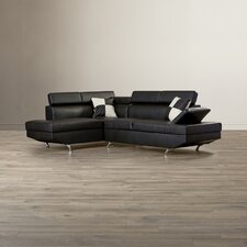 Geoffrey 2 Piece Sectional Sofa