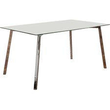 Ridgeway Glass Dining Table