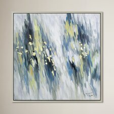Duality Framed Painting Print on Canvas