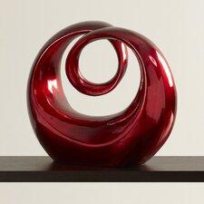 Clanton Round Sculpture