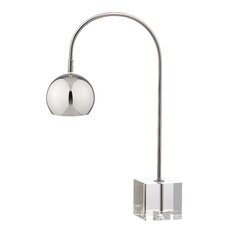 "Antoine 22.5"" H Table Lamp with Globe Shade"