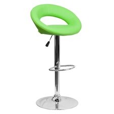 Timothy Adjustable Height Swivel Bar Stool