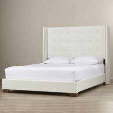 Arno Queen Upholstered Panel Bed
