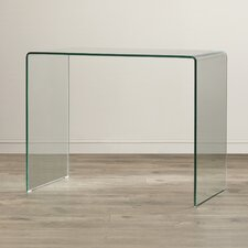 Cornish Hills Temporary Glass Console Table