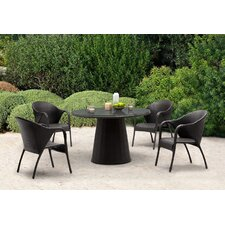 Downs Outdoor Dining Arm Chair