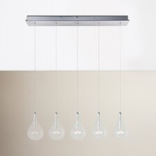 Neal 5 Light Kitchen Island Pendant