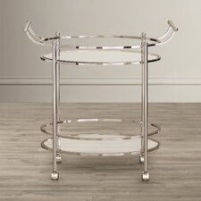 Pruitt Serving Cart