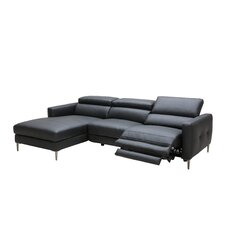 Rodolfo Leather Sectional