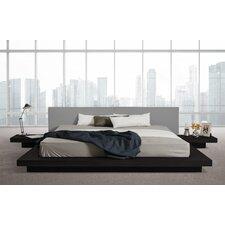 Carter Upholstered Platform Bed