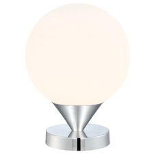 """Mulberry 1 Light 11"""" H Table Lamp"""