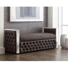 Alexander Metal Bedroom Bench