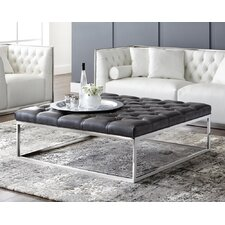 Belen Large Square Ottoman
