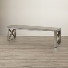 Crestview Upholstered Bench