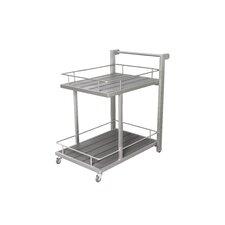 Darino Bar Serving Cart