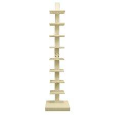 """St Agnes 67"""" Accent Shelves Bookcase"""