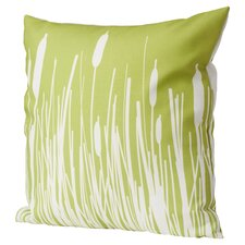 Jax Retrosuede Throw Pillow