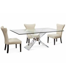 Victor 5 Piece Dining Set